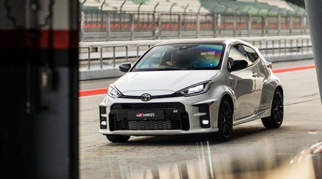 为什么全世界都为 Toyota GR Yaris 疯狂?这或许就是原因!