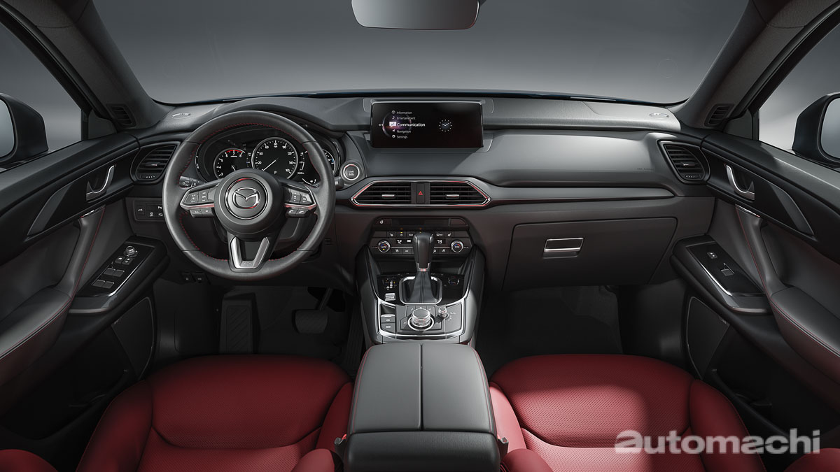 2021 Mazda CX-9 正式在我国发布,售价从RM 319,847.40起跳