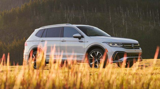 2021 值得期待新车: Volkswagen Tiguan 小改款
