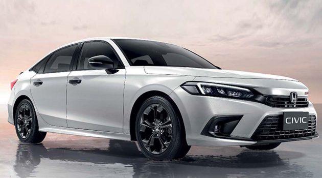 或为全新一代 Civic ,Honda Malaysia 确认今年有数款新产品登陆我国