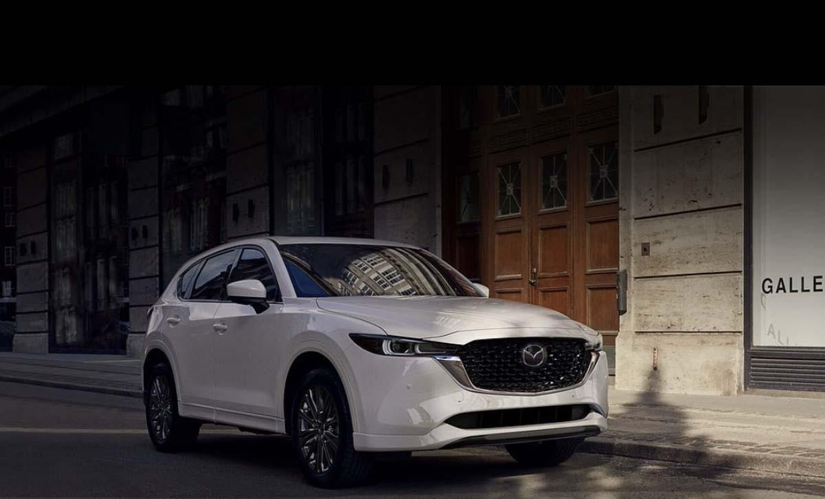 2022 Mazda CX-5 官图提前曝光,预计最快9月未发布