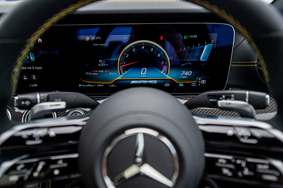 2022 Mercedes-AMG E63 4Matic+