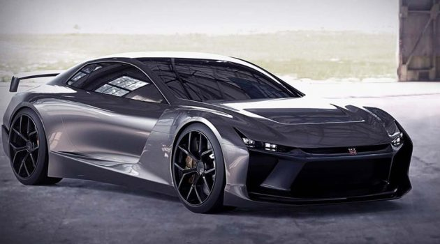新一代的东瀛战神! 原厂暗示正在开发新一代 Nissan GTR !