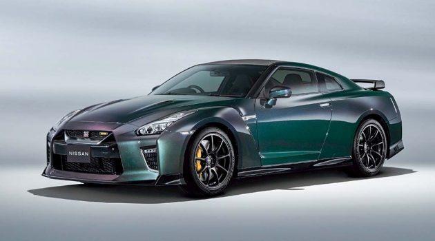 东瀛战神的终极进化, 2022 Nissan GTR 正式发布,限量100辆