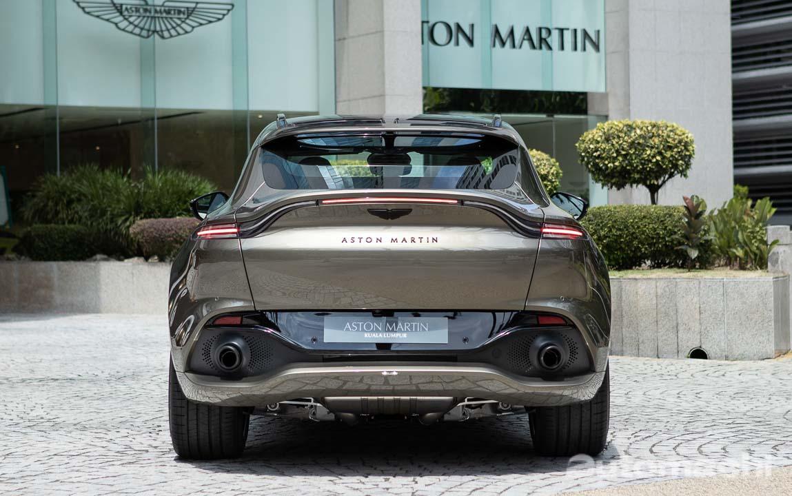 特别的英国绅士, 2021 Aston Martin DBX Arden Green 正式登陆我国
