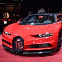 Bugatti Chiron 在东南亚已经接获了18张订单!