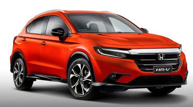 还有一款新车将登场, Honda 全新 SUV 预告现身!