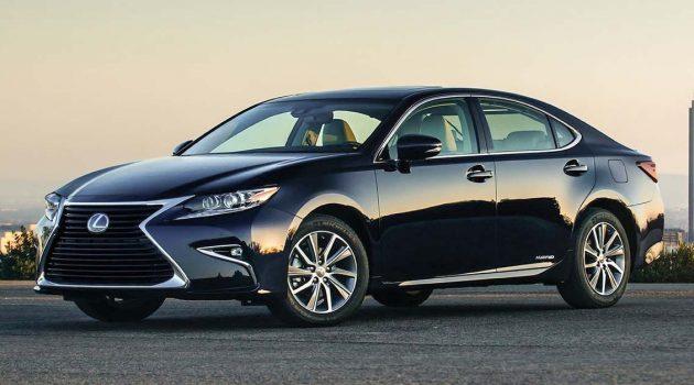 C级车的价格D级豪华车的享受, Lexus ES250 XV60 是不错的选择?