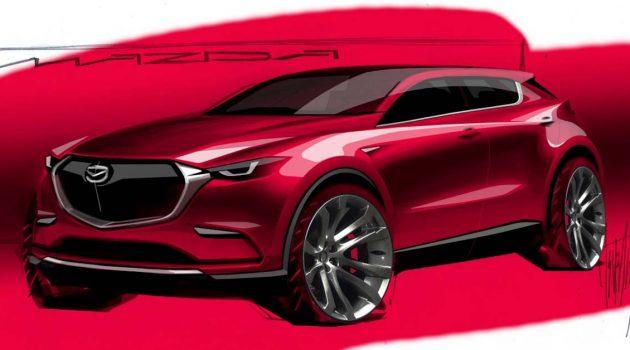 Mazda 全新SUV 2022年发布,并非取代 CX-5 ?