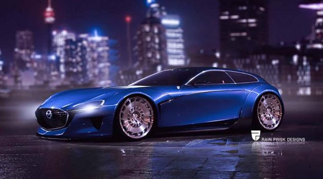 Mazda 全新跑车开发进入最后阶段,动力超过 Supra 与 Fairlady Z