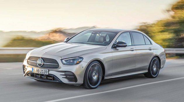 当尊贵融合时尚,Mercedes-Benz E-Class 会变成怎样?
