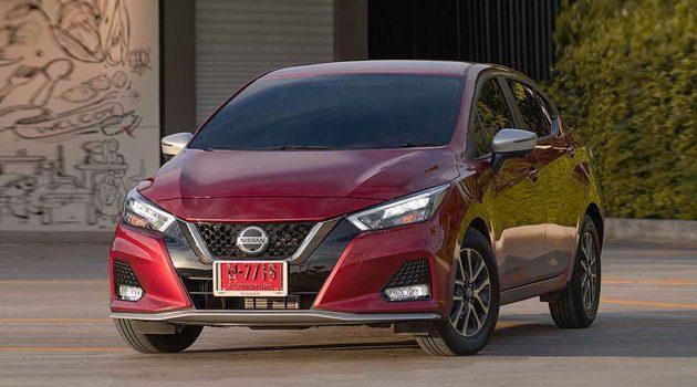 外观设计更为优雅, Nissan Almera Turbo Sportech 实拍