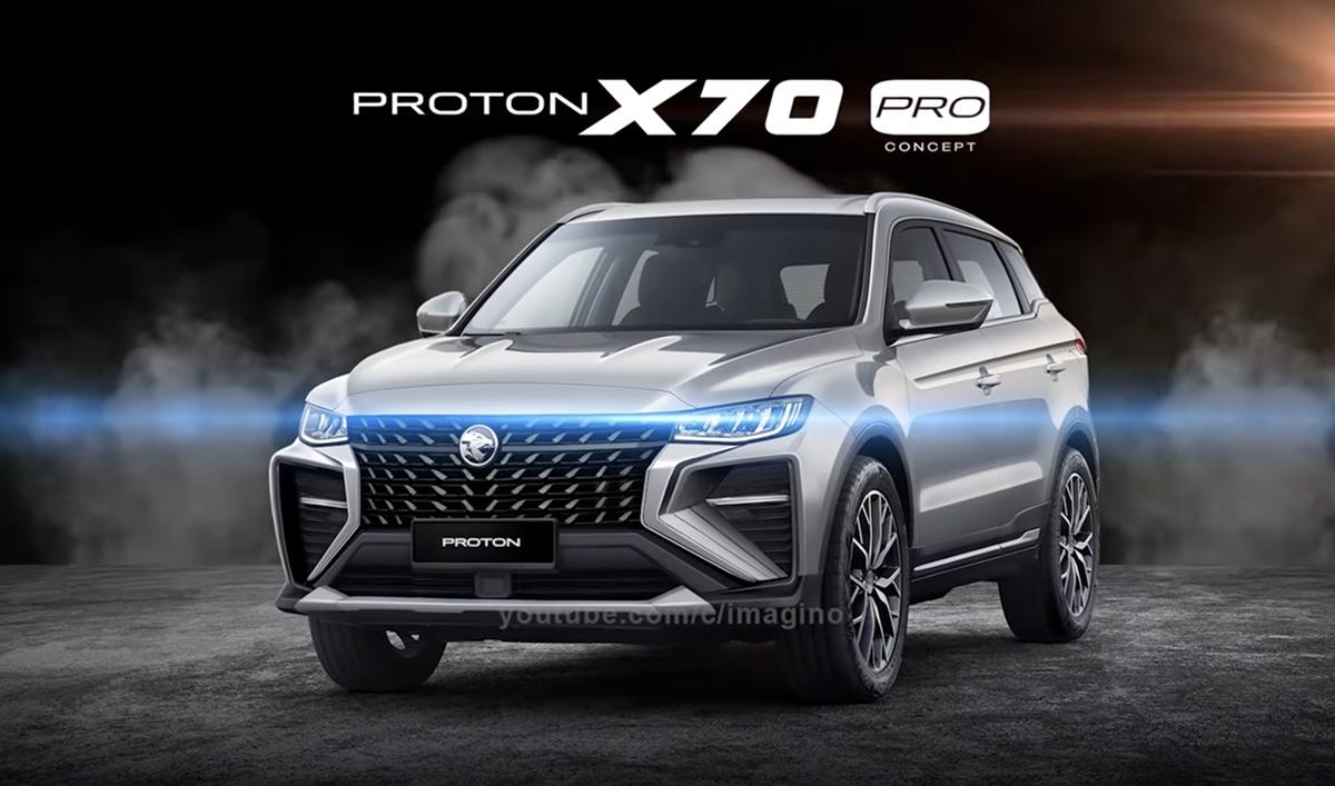 开发延误加上零件供应问题, Proton X70 MC 将延迟发布