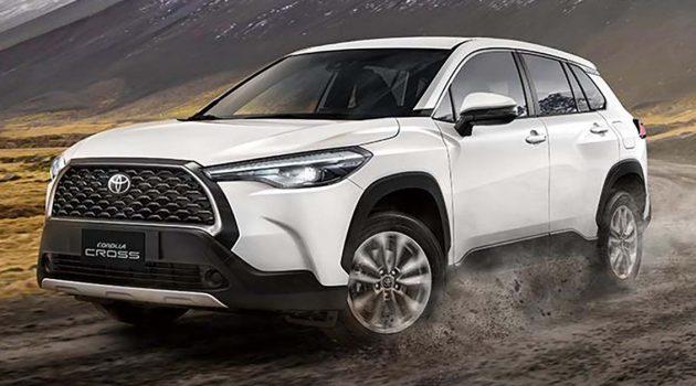 Toyota Corolla Cross 台湾漏水事件,厂方给予10年/不限里数保固
