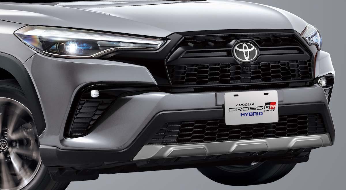 底盘重新调校操控更进步, Toyota Corolla Cross GR-S 全球首发