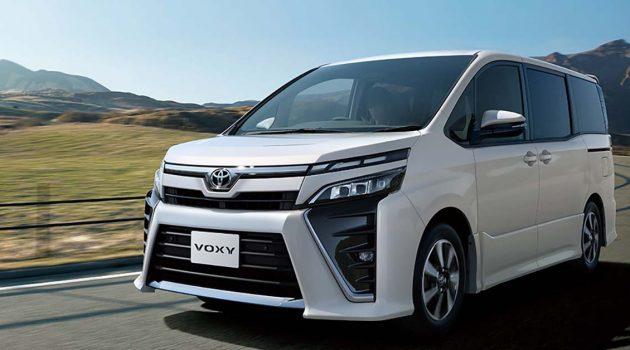 除了 Serena 外的另一个选择,Toyota Voxy 也是不错的 MPV ?