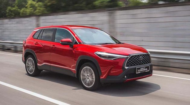 或为 Corolla Cross Hybrid ?UMW Toyota 预告27日会有重大公布