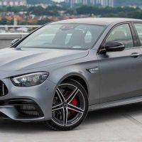 2022 Mercedes-AMG E63 4Matic+ 我国发表,售价 RM1,118,888!