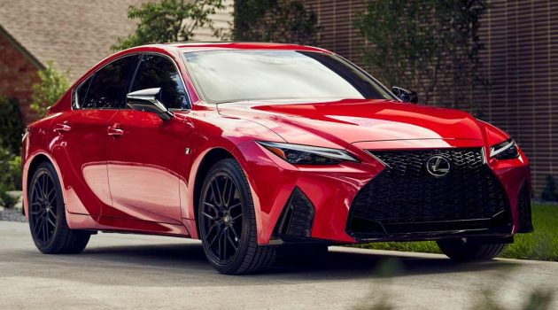 Lexus 获选美国 2021 JD Power 最可靠汽车品牌冠军宝座!