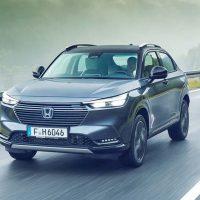 单一引擎选项、0-100加速10.6秒, 2022 Honda HR-V 欧洲闪耀登场!