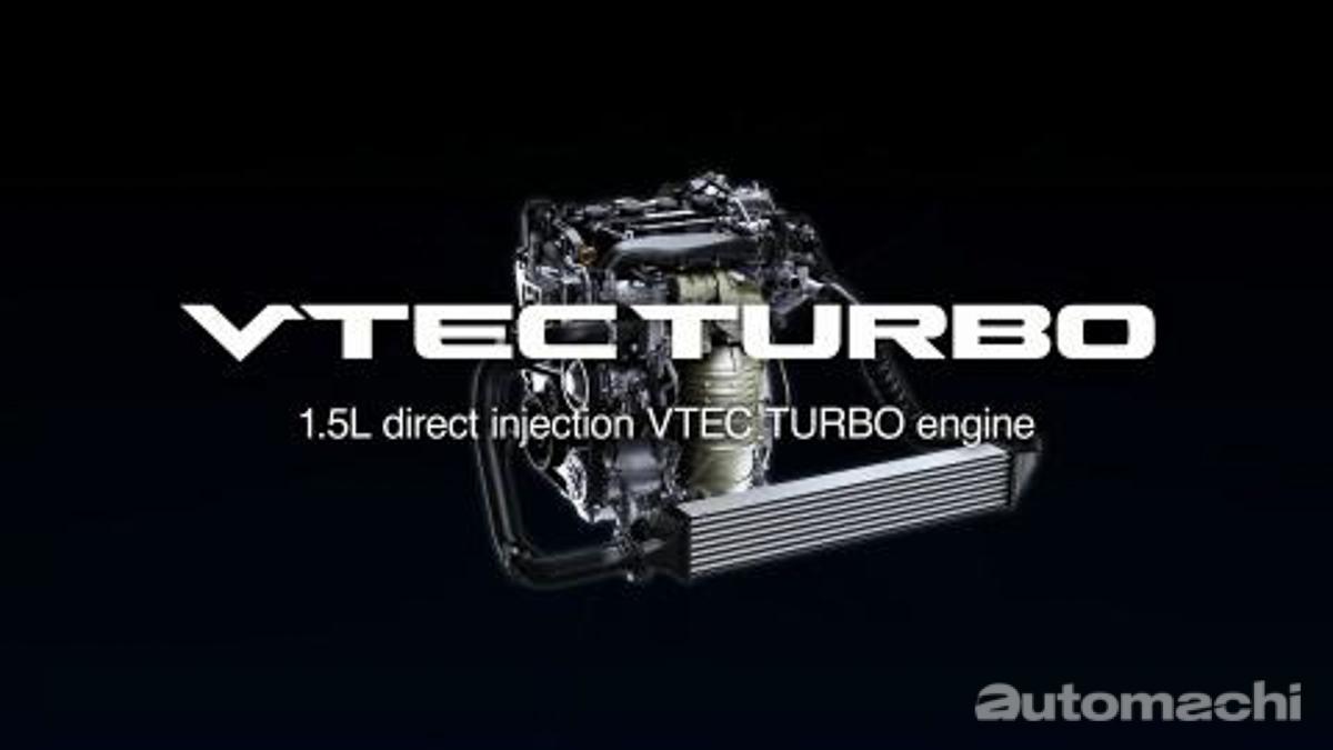 全新引擎加上更多先进安全配备, 2022 Honda HR-V 印尼版本规格曝光!