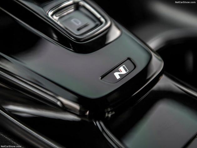 2022 Hyundai Sonata N-Line Night Edition