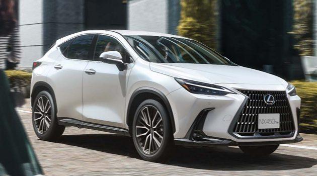 展现新时代科技以及家族设计,全新 Lexus NX 正式在日本上市!