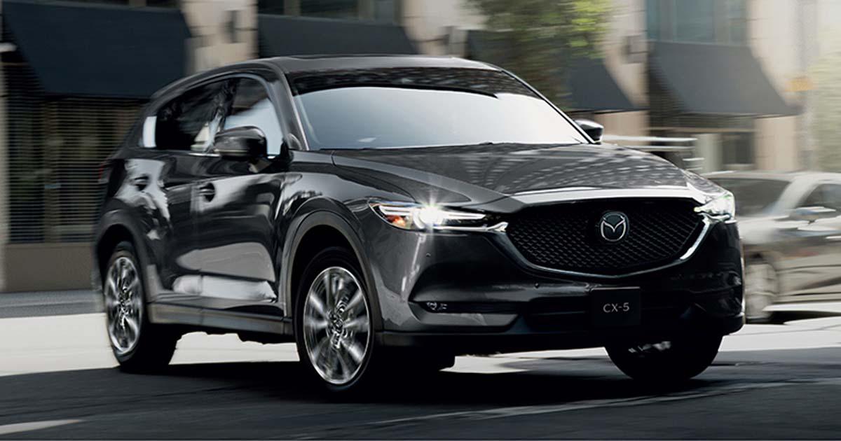 维持锐利鹰眼设计、配备再升级,大马制造 2022 Mazda CX-5 正式泰国登场!