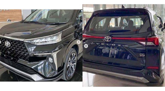 外观颜值大进步、空间表现更实用, 2022 Toyota Avanza 实车曝光!