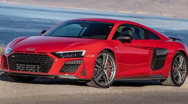 Audi R8 大改款消息曝光:沿用 Urus 涡轮引擎,预计最大马力达到700 Hp大关!