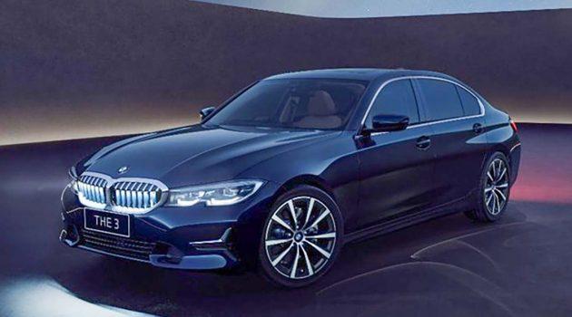 全新车身颜色、更大空间却保持出色操控!BMW 3 Series Gran Limousine 特别版登场!