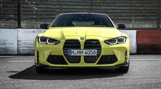 BMW:未来将会有更多车款采用大鼻子设计!