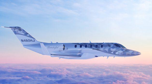 征服陆地之后轮到天空? HondaJet 2600 Concept 全球首发!