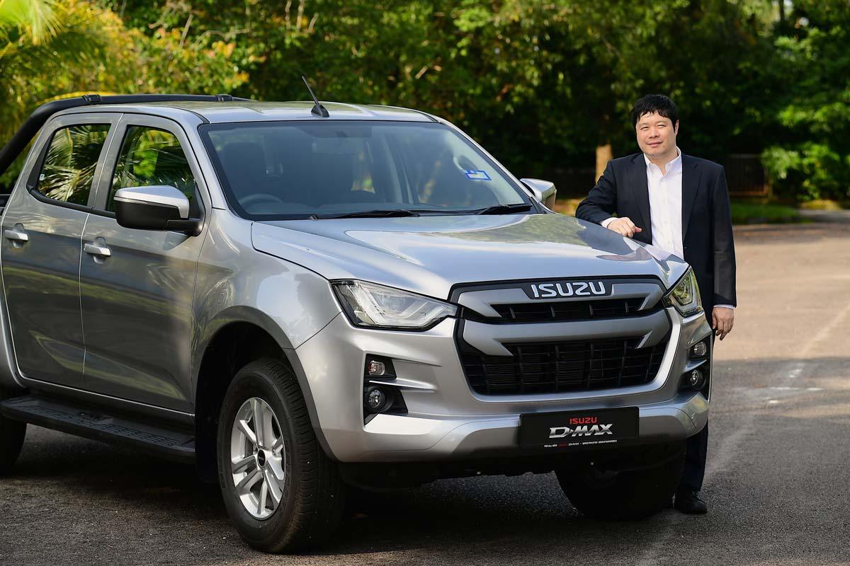 具备多项功能舒适功能的战驹,Isuzu D-Max 4x2 Auto 我国售价RM 100,999.20
