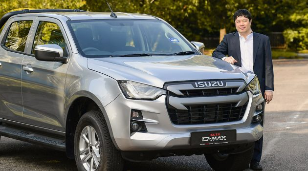 具备多项功能舒适功能的战驹,Isuzu D-Max 4×2 Auto 我国售价RM 100,999.20