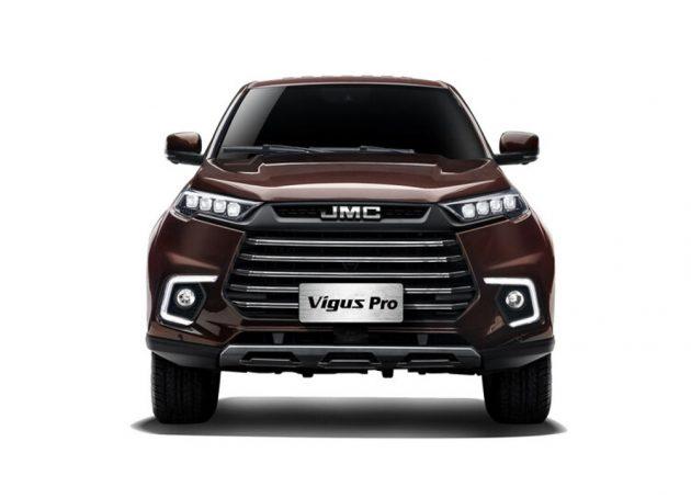 中国最畅销的皮卡之一, JMC Vigus Pro 登陆我国,售价RM 98,888