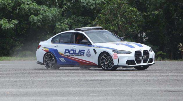 BMW M3 Competition 或将加入大马皇家警察服役