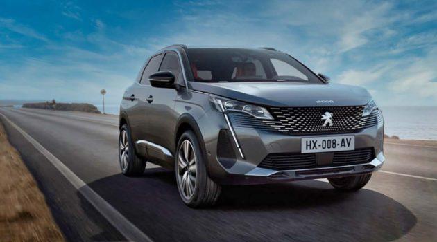 法国狮王回归倒数! Peugeot 3008 小改款车预计近期发布!