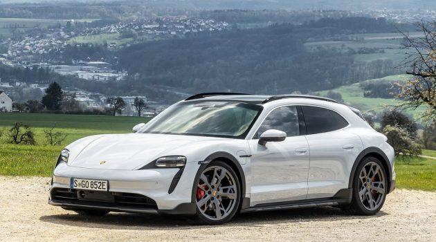 酷炫的豪华跨界电动车, Porsche Taycan Cross Turismo 本地售价从RM 645,209起跳!