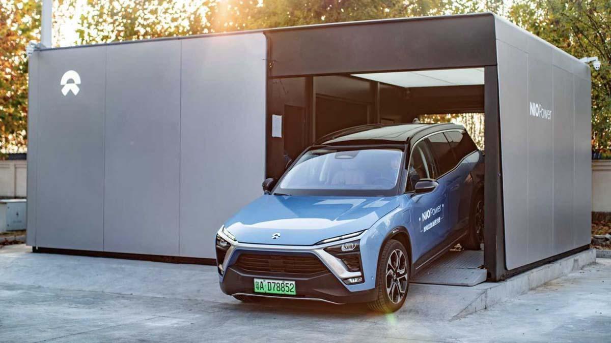Pure EV Car 未来的发展趋势,换电站真的可以解决电动车续航里程焦虑的问题?