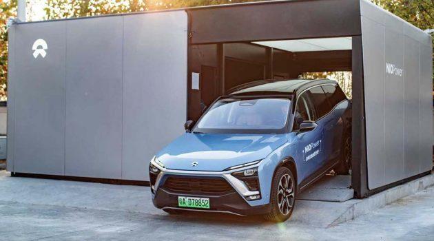 Pure EV Car 未来的发展趋势,换电站真的可以解决电动车续航里程焦虑问题?