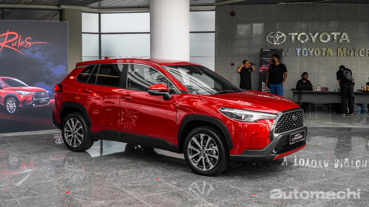 今年全球销量最好的SUV之一,Toyota Corolla Cross 值不值得考虑?