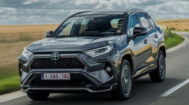 Toyota Rav4 获选 KBB 最佳紧凑型 SUV ,CR-V 紧随在后排在第二名!