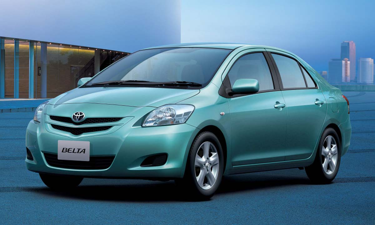 Toyota Vios 不只是东南亚买得到,在这些你想不到的国家都可以买得到!