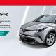 Toyota C-HR 现身马来西亚官网!搭载1.8L 混合动力引擎?